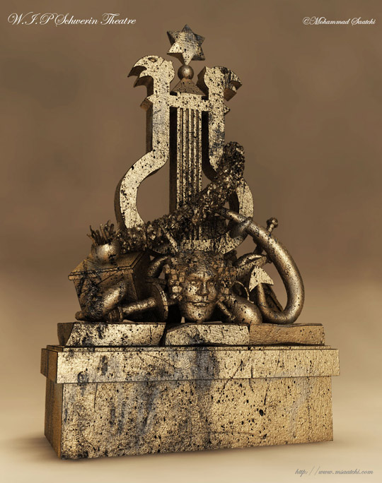 Statue of King